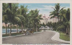 Florida West Palm Beach Hotel Pennsylvania