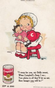 Campbell's Soup , 00-10s Girl & Doll