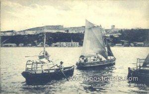 Botes Crioolos, La Cabana Habana Cuba, Republica De Cuba Unused