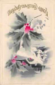 Holiday Postcards 1911