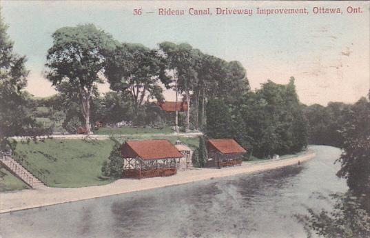OTTAWA, Ontario , Canada , 00-10s ; Rideau Canal