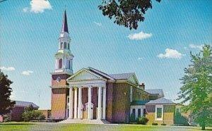 Presbyerian Church Muncie Indiana