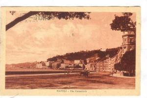Napoli,Via Caracciolo, Italy, 00-10s