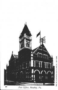 Pennsylvania Reading Post Office