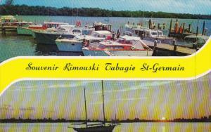 Souvenir Rimouski Tabagie St-Germain , Quebec , Canada , 50-60s