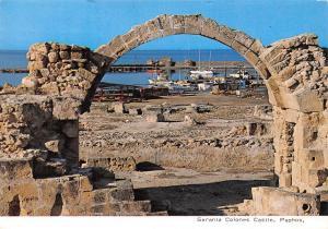 Cyprus Saranta Colones Castle Paphos Chateau Schloss