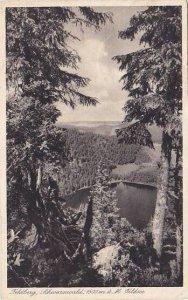 Germany Feldberg Schwarzwald und Feldsee 1936