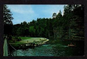 TN Creek Falls State Park PIKEVILLE TENNESSEE TENN PC