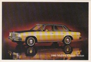 1980 Chevrolet Malibo Classic Sedan
