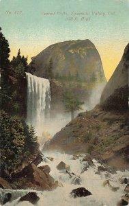 Vernal Falls Three Sisters Brothers Sentinel Rock Lot of 5 Yosemite CA VTG  P88