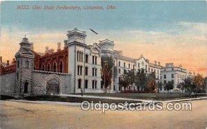 Ohio State Pentitntiary Columbus, Ohio USA Prison Unused