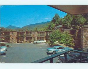 Unused Pre-1980 COOPER COURT MOTEL Gatlinburg Tennessee TN M3580