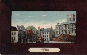 The Cross, Linlithgow, Scotland, Great Britain, Early Postcard, Unused
