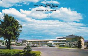 Travelodge , KAMLOOPS , B.C., Canada , 50-60s