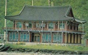 SAMOA , 50-60s ; Korea House in Pago Pago
