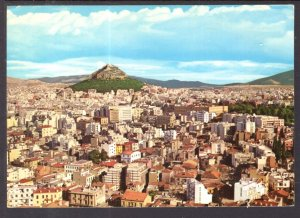 Bird's Eye View Athens,Greece BIN