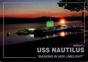 U S S Nautilus SSN571