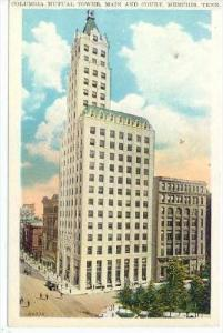 Columbia Mutual Tower, Main & Court, Memphis, Tennessee, 1900-1910s