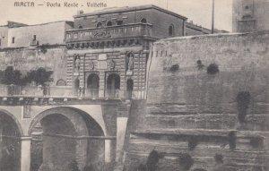 MALTA , 00-10s ; Porta Reale - Valletta