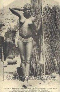 Cerere None - Jeune Fille African Nude Unused light wear