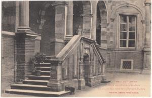 TOULOUSE, Cour de d'Hotel d'Assezat, Loggia ou Galerie de Clemence-Isaure
