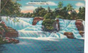 Pennsylvania Marshall's Creek Resica Falls