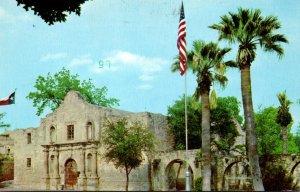 Texas San Antonio The Alamo 1976