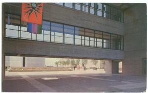 Canada, York University, Toronto, Central Square, used Postcard