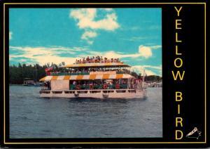Bahamas Yellow Bird Excursion Boat