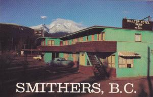 Hilltop Hotel , SMITHERS , B.C. , Canada , 40-60s