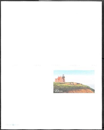 UY42 Reply Postcard.