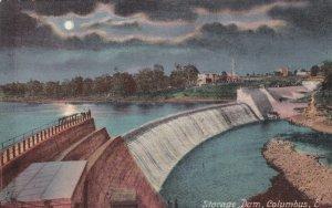 COLUMBUS, Ohio, 1900-1910s; Storage Dam