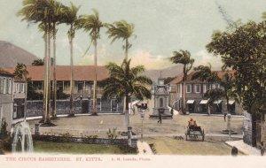 SAINT KITTS, 00-10s : The Circus Basseterre