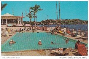 Bermuda Pool At The Princess Hotel
