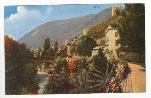 Bridge & Buildings,Aflenz Kurort,Austria 1900-10s