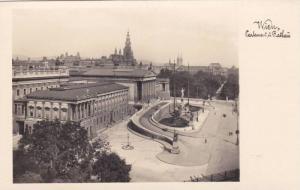 RP: Wien , Austria , Parlament in Rathaus, 50-60s