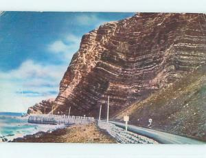 Pre-1980 TOWN VIEW SCENE Gaspe Nord Quebec QC p9491