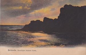Bermuda. Moonlight Tuckers Town , Pre-1907