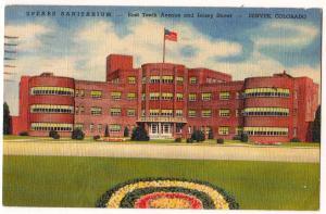 Sears Chiropractic Sanitarium, Denver CO