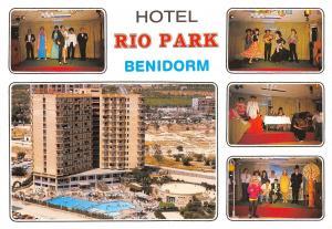 Spain Hotel Rio Park Benidorm (Alicante) Espana multiviews General view