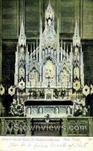 St. Patrick's Cathedral in New York City, New York