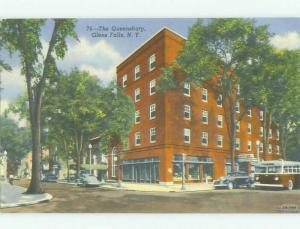Linen QUEENSBURY HOTEL Glens Falls New York NY HQ4223
