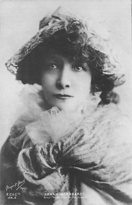 Sarah Bernhard Acress Sarah Bernhardt Unused