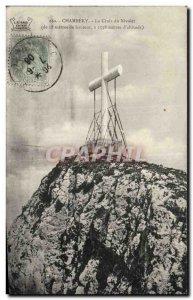 Old Postcard Chambery's Cross Nivolet