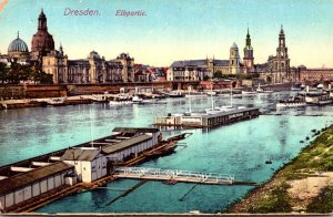 Germany Dresden Elbpartie