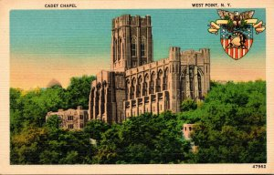 New York West Point The Cadet Chapel