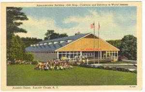 Administration Building, The Ausable Chasm, Ausable Chasm, New York, 1930-1940s