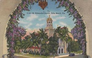Saint Edwards Church Palm Beach Florida 1966