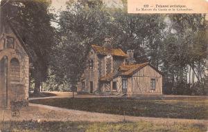 Republic of Hungary Trianon Artistique, La Maison du Garde et le Colombier  L...