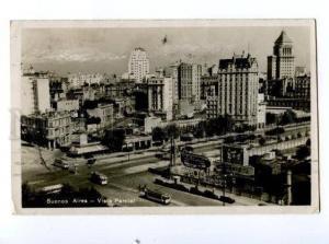 133034 ARGENTINA Buenos Aires Vista Parcial Vintage postcard